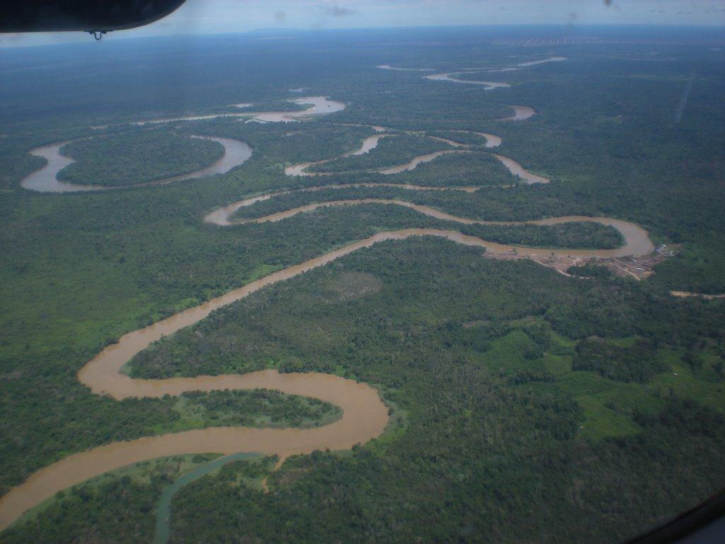 Река Барам