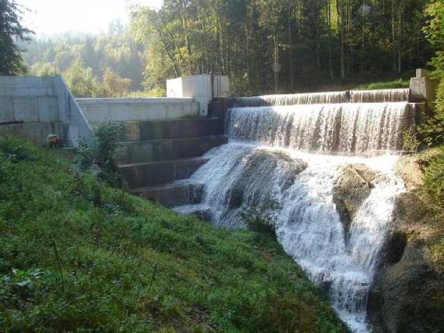 Малая электростанция в Швейцарии